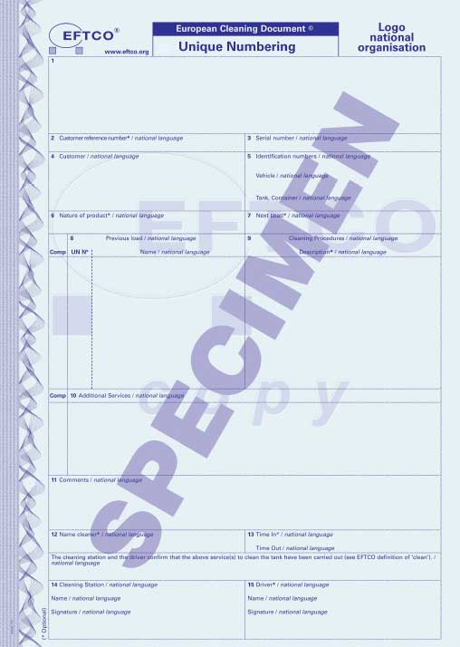 European-cleaning-document-example